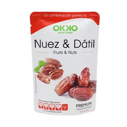 Frutos Secos Okko Nuez y Dátil 50 g