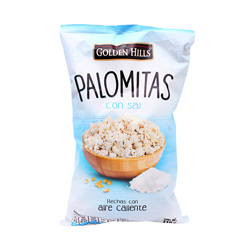 Palomitas Golden Hill Con Sal 110 g