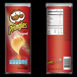 Botana Pringles Original 124 g