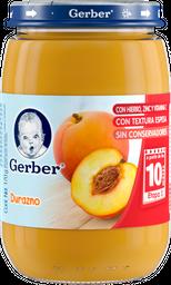 Papilla Gerber Etapa 3 Durazno 170 g