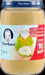 Papilla Gerber Pera Etapa 3 170 g