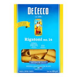 Pasta De Cecco Rigatoni No.24 454 g