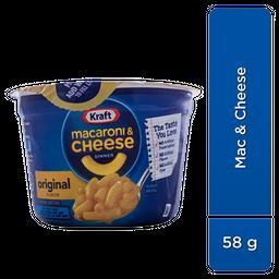 Macarrones Kraft Queso 58 g