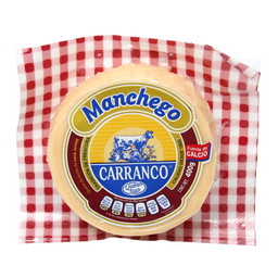 Queso Carranco  Manchego 400 g