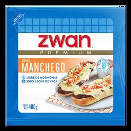 Queso Manchego Zwan 400 g