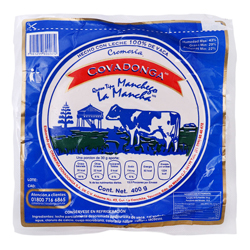 Queso Tipo Manchego Covadonga 400 g