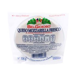 Queso Mozzarella BelGioioso Fresco 226 g
