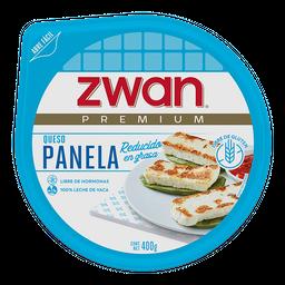 Queso Panela Zwan Reducido en Grasa 400 g