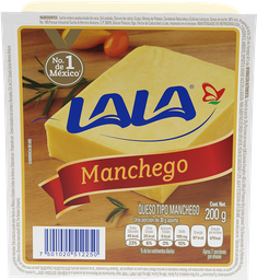 Queso Lala Manchego 200 g