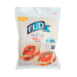 Queso Fud Mozzarella Rallado 200 g