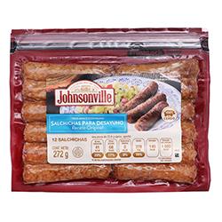 Salchicha Johnsonville Desayuno Receta Original 272 g