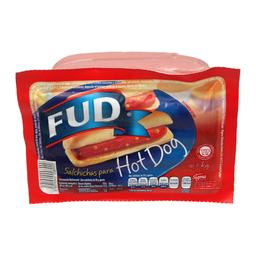 Salchicha Fud Para Hot Dog 1 Kg