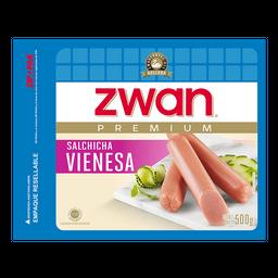 Salchicha Zwan Vienesa 500 g
