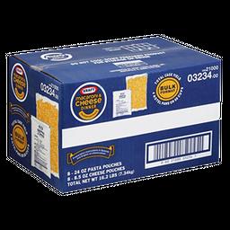 Macarrones Kraft con queso 206 g
