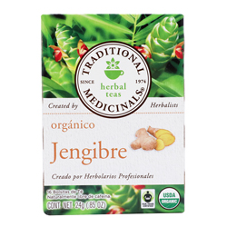 Herbal TeasTé Jengibre