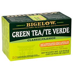 Té Verde Bigelow Clásico 20 U
