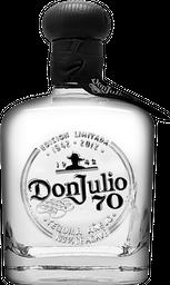 Tequila Don Julio 70 Cristalino 700 mL