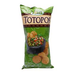Botana Totis Totopos Original 400 g