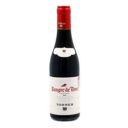 Vino Tinto Sangre de Toro Botella 375 mL