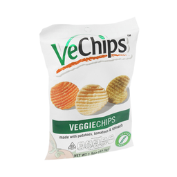 Botana VeChips Vegetales 42.5 g