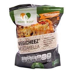 Queso Vegano Vegicheez Rallado Tipo Mozzarella 400 g