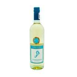 Vino Blanco Barefoot Chardonnay 750 mL