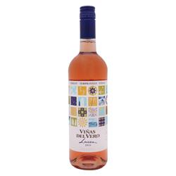 Vino Rosado Viñas Del Vero Luces Merlot Tempranillo Syrah 750 mL