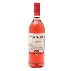 Vino Rosado Woodbridge White Zinfandel Botella 750 mL