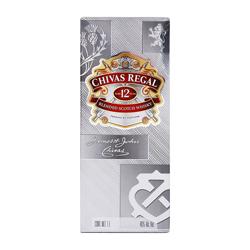 Whisky Chivas Regal 12 Años 1 L