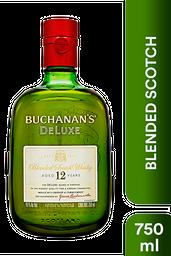 Whisky Buchanans 12 años 750 mL