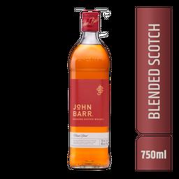 Blended Scotch Whisky John Barr Finest Botella 750 mL