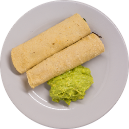 Tacos de Huitlacoche (Veganos)