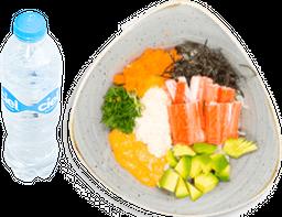 Envío Gratis: Gohan Mr. Sushi + Agua Ciel