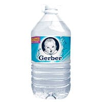 Agua Natural Gerber 4 L