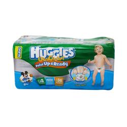 Pañal Tipo Calzon Desechable Diaper 36 U