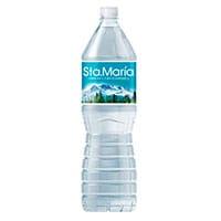 Agua Sta. María Natural 1.5 L