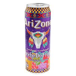 Té Helado Arizona Ponche de Frutas 680 mL