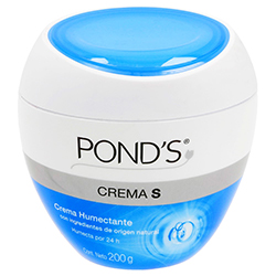 Crema Facial Pond's S Humectante 200 g