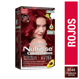 Tinte Nutrisse 5546 Frambuesa Exótica
