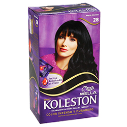 Koleston Kit No 28 Negro Azulado