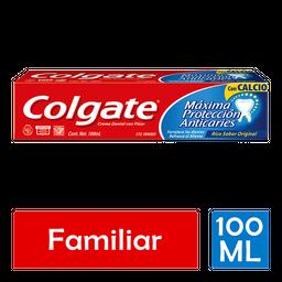Pasta Dental Colgate Máxima Protección Anticaries 100 mL