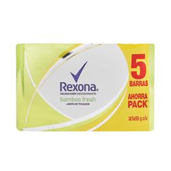 Rexona Jabon Bamboo