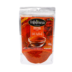 Chile De Arbol Molido 100 g
