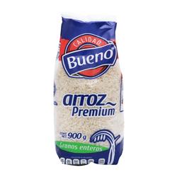 Arroz Calidad Bueno Premium Súper Extra 900 g