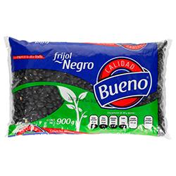 Frijol Calidad Bueno Negro 900 g