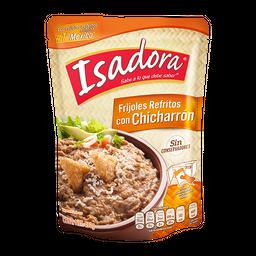 Frijoles Refritos Isadora Con Chicharrón 430 g