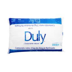 Azucar Refinada Duly 2 kg