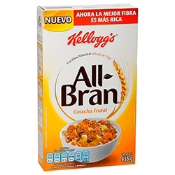 Cereal All Bran Cosecha Frutal 445 g