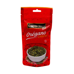 Oregano Entero 30 g
