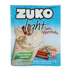 Polvo Para Preparar Bebida Zuko Horchata Light 11 g